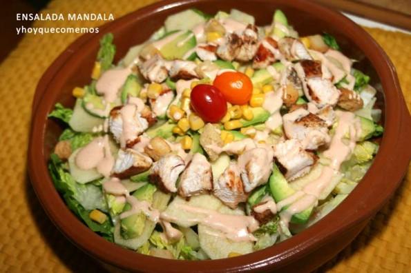 ensalada mandala