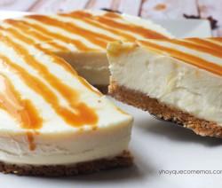 tarta de queso y leche condensada receta-2