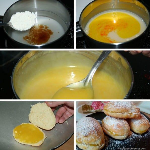 receta carmelitas jerezanas