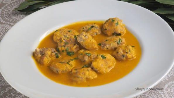 albondigas en salsa de cebolla 1