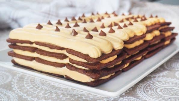 como se hace la torta chocotorta