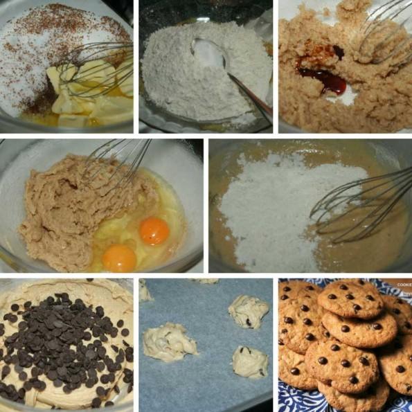 cookies americanas receta