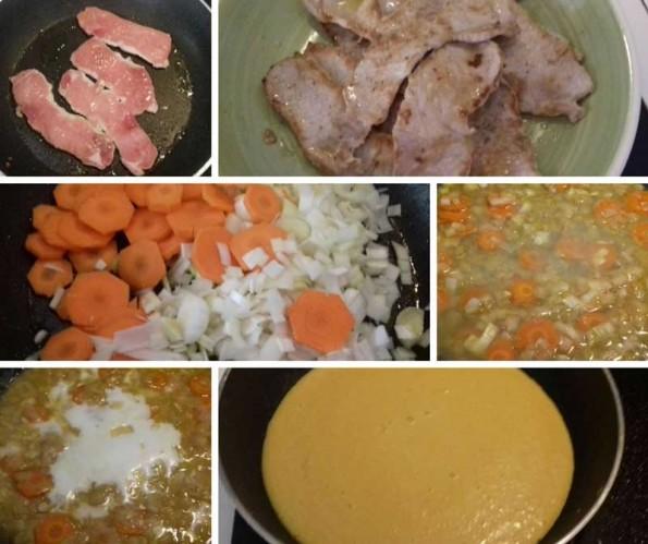 receta lomo en salsa rapida