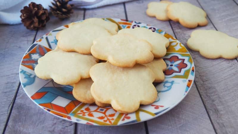 receta galletas de mantequilla tipo walkers