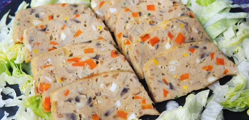 pastel de pollo y verduras receta 2