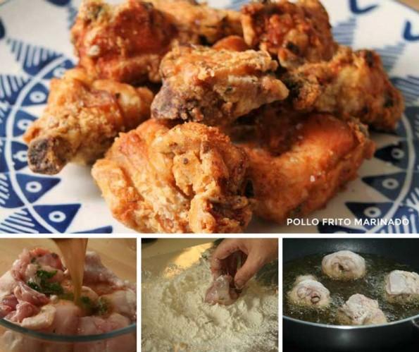 pollo-frito-marinado-receta