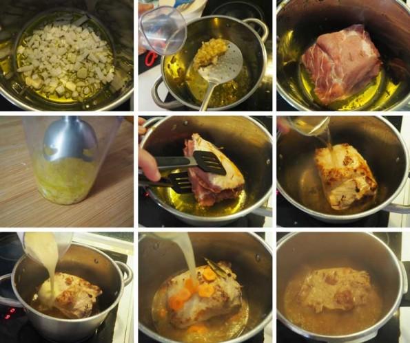 lomo relleno de jamon y queso receta2
