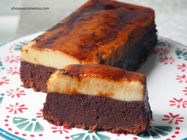 paso a paso receta de pastel imposible