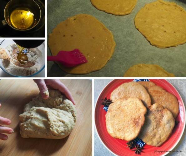 receta tortas de aceite