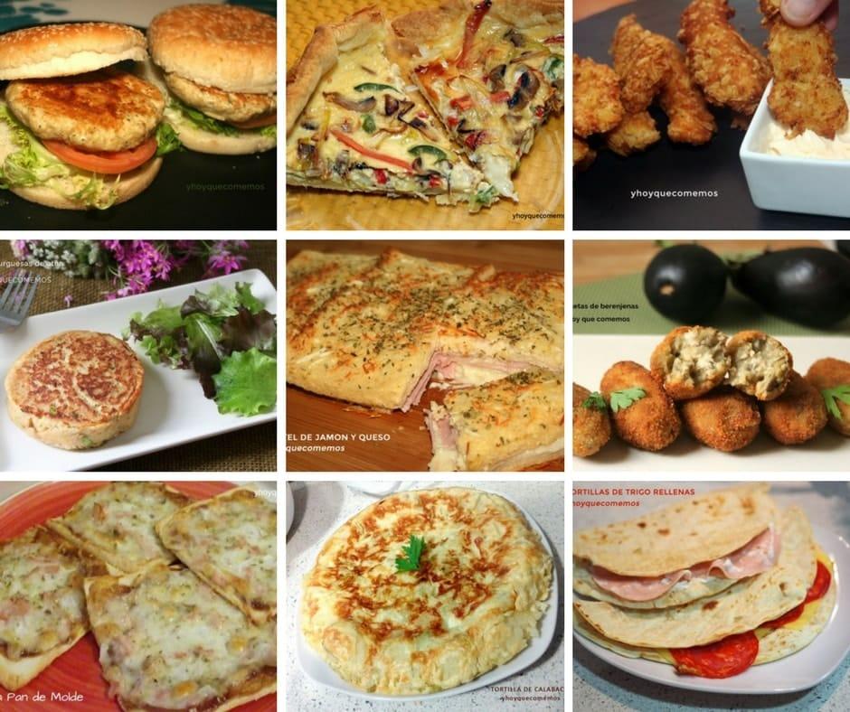 ideas de cenas para ni os y hoy qu comemos