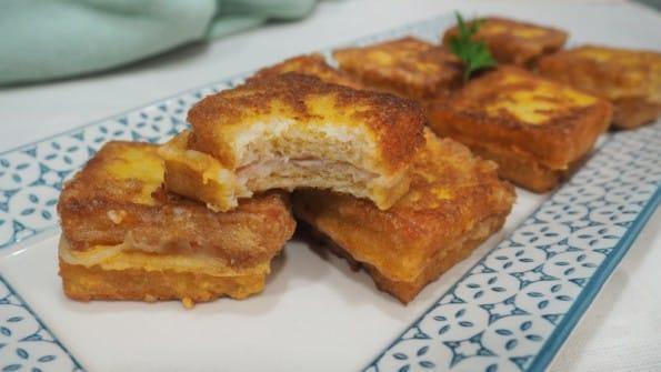 emparedados de jamon y queso 3