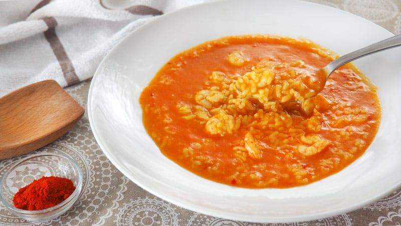 como se hacen arroz en caldo en monsieur cuisine plus y connect