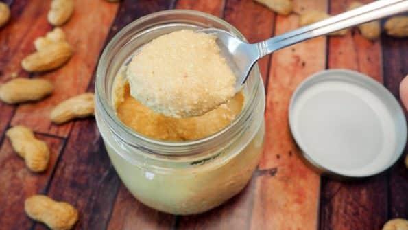 crema de cacahuete en monsieur cuisine