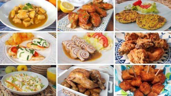 recetas con pollo faciles y economicas