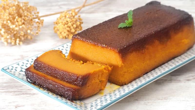 como se hace la tarta o pastel de calabaza