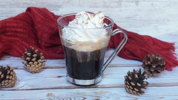 como hacer cafe irlandes en casa