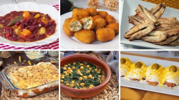 recetas barata y economicas para menu semanal