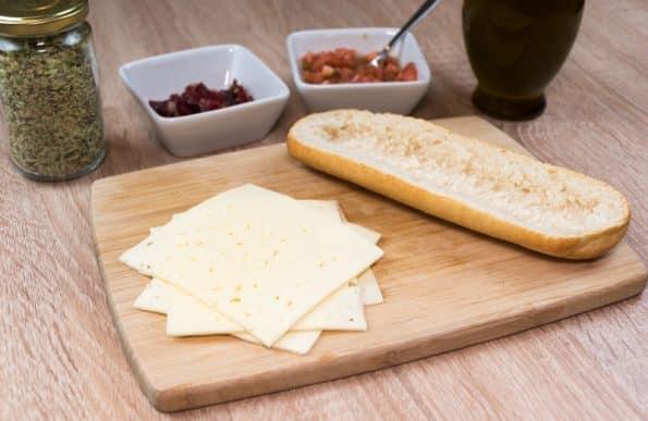 6 Recetas con queso