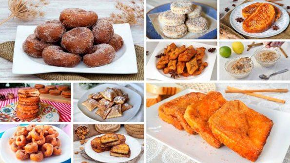 10 dulces típicos españoles para Semana Santa y Cuaresma