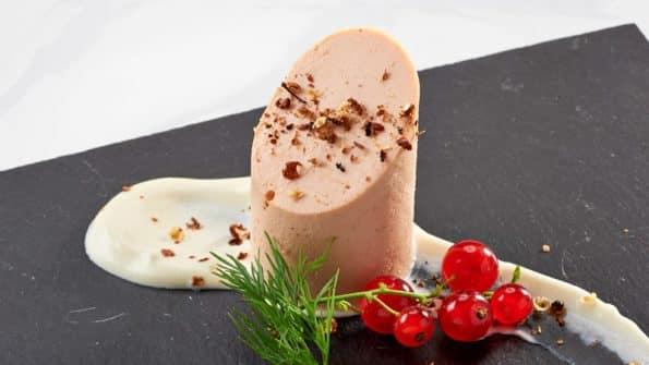 Paso a paso: cómo preparar un aperitivo de Mousse de Foie de pato