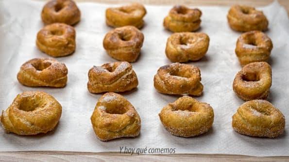 rosquillas de cuaresma y semana santa