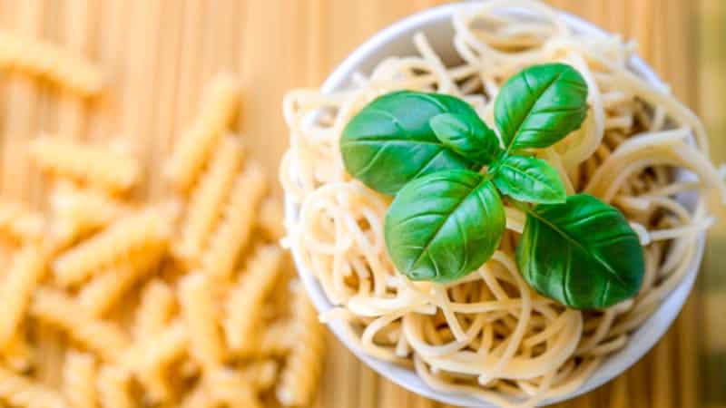 saber elegir una buena pasta para tus platos