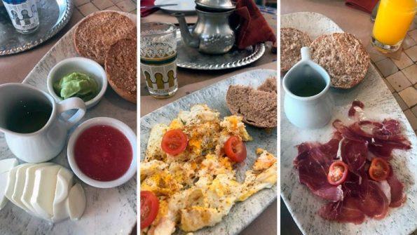 desayunos en hotel califa vejer