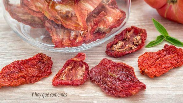 Cómo secar tomates al sol