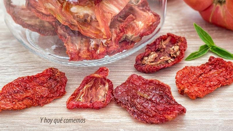 cómo secar tomates al sol y conservarlos mucho tiempo