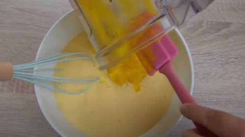 ingredientes para el quesillo de calabaza